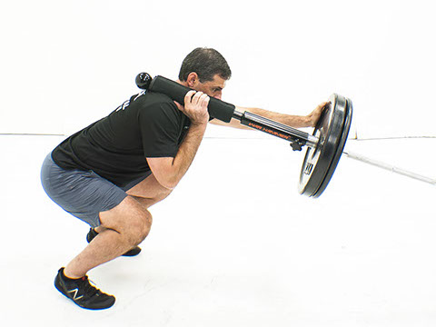 War Hammer Varsity Plus (no Squat Pad)
